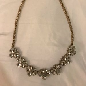 Jcrew Gem Necklace